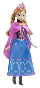 Disney Frozen Sparkle Anna of Arendelle